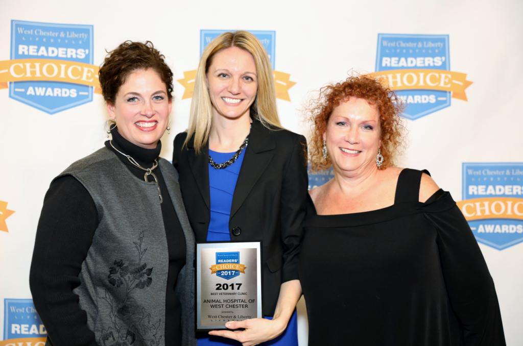 Dr. D, Sarah Tiltman and Melissa Moody